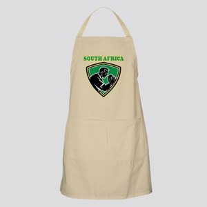 south africa rugby Apron