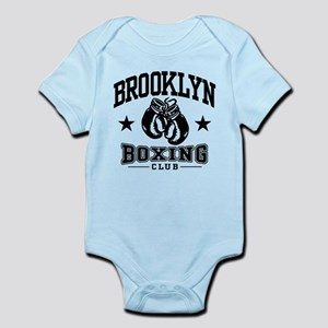 Brooklyn Boxing Infant Bodysuit