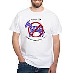 Ex DemocRAT White T-Shirt