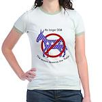 Ex DemocRAT Jr. Ringer T-Shirt