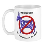 Ex DemocRAT Mug