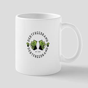 Debt Free Mug