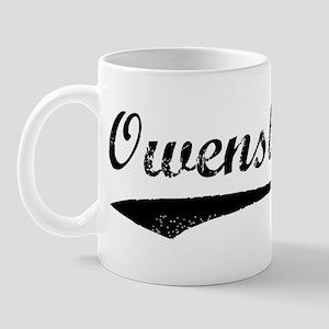 Vintage Owensboro Mug