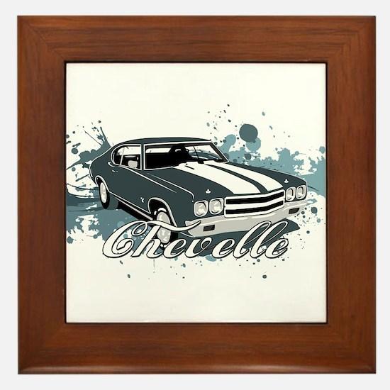 Chevelle Framed Tile