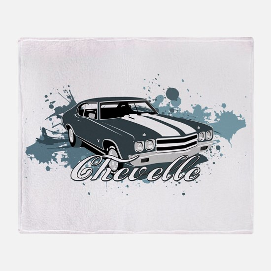 Chevelle Throw Blanket