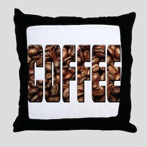 Coffee -  Throw Pillow