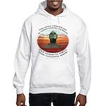 Liberal Hell on Earth Hooded Sweatshirt