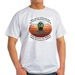 Liberal Hell on Earth Light T-Shirt