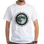 Liberal Moonbats White T-Shirt