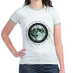 Liberal Moonbats Jr. Ringer T-Shirt