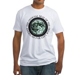 Liberal Moonbats Fitted T-Shirt