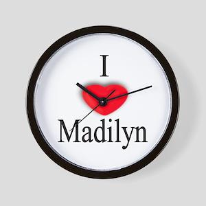 Madilyn Wall Clock