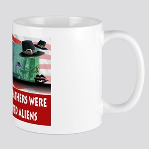 Paperless Forefathers Mug