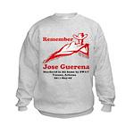 Remember Jose-2 Kids Sweatshirt
