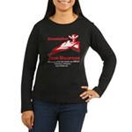 Remember Jose-2 Women's Long Sleeve Dark T-Shirt