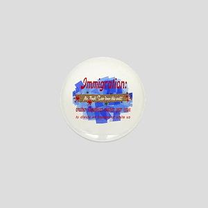 Dubya's Wall Of Shame Mini Button