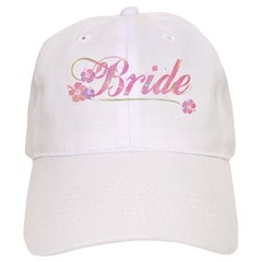 Cool Bride Baseball Cap