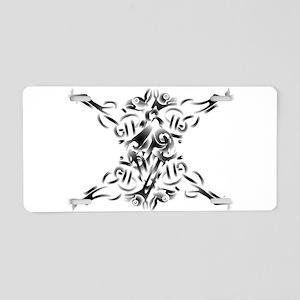 St. Patrick's Breastplate Aluminum License Plate