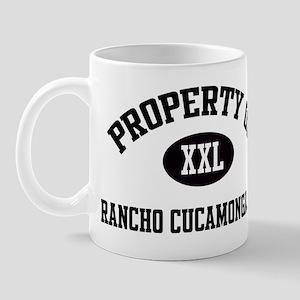 Property of Rancho Cucamonga Mug