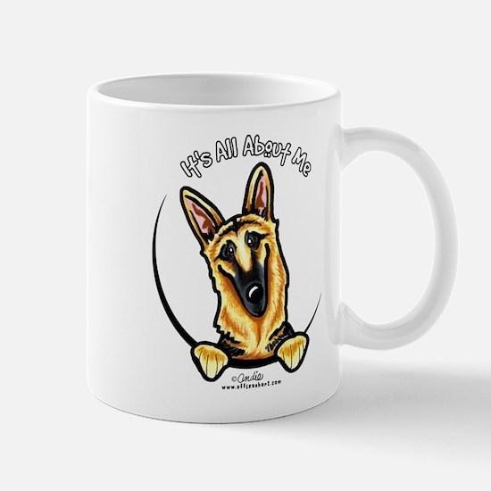 German Shepherd IAAM Mug