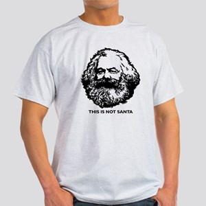 Marx Not Santa Light T-Shirt