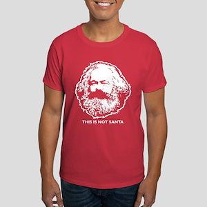Marx Not Santa Dark T-Shirt
