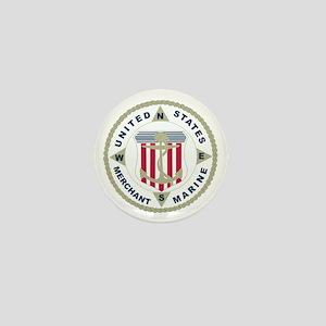 United States Merchant Marine Emblem (USMM) Mini B