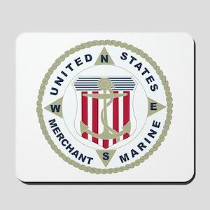 United States Merchant Marine Emblem (USMM) Mousep