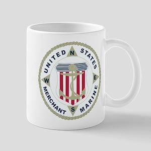 United States Merchant Marine Emblem (USMM) Mug