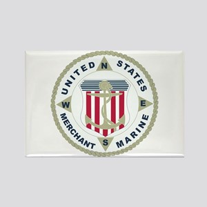 United States Merchant Marine Emblem (USMM) Rectan