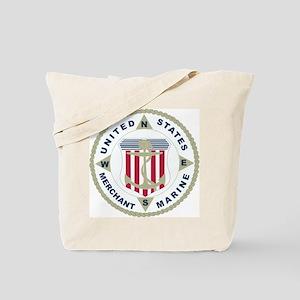 United States Merchant Marine Emblem (USMM) Tote B