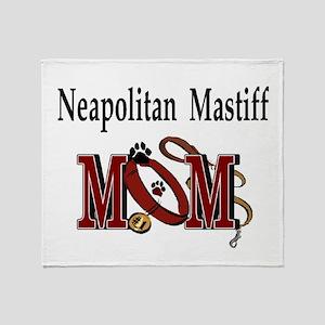 Neapolitan Mastiff Gifts Throw Blanket