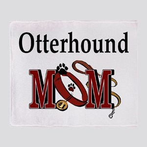 Otterhound Gifts Throw Blanket