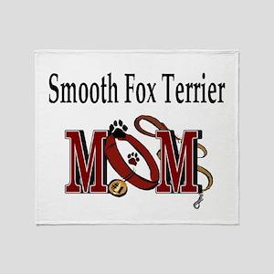Smooth Fox Terrier Throw Blanket