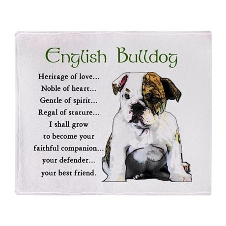 english bulldog blanket english bulldog throw blanket by shopspringdale 2122