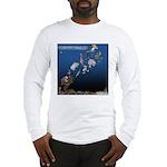 Even Santa Outsources Long Sleeve T-Shirt