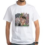 May Your Kingdom Be Peaceable White T-Shirt