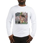 May Your Kingdom Be Peaceable Long Sleeve T-Shirt