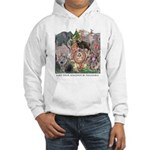 May Your Kingdom Be Peaceable Hooded Sweatshirt