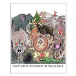 May Your Kingdom Be Peaceable Small Poster