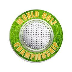 World Golf Championship Ribbo 3.5