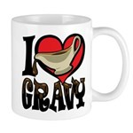 I Love Gravy Mug