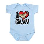 I Love Gravy Infant Bodysuit