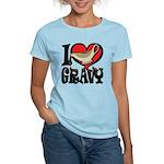 I Love Gravy Women's Light T-Shirt