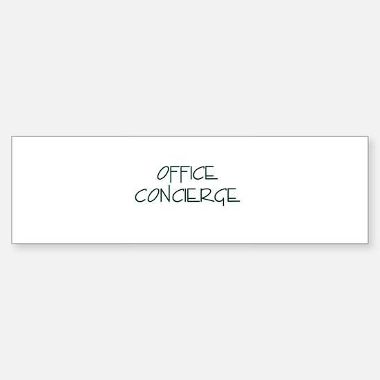 Unique Administrative professionals Sticker (Bumper)