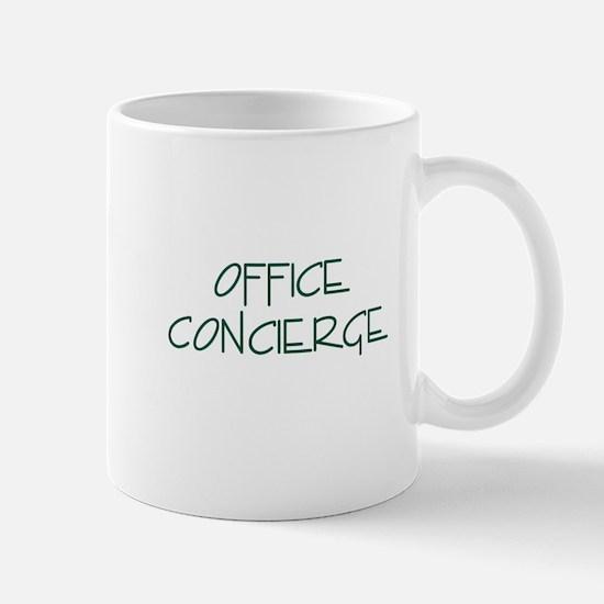 Funny Office characters Mug