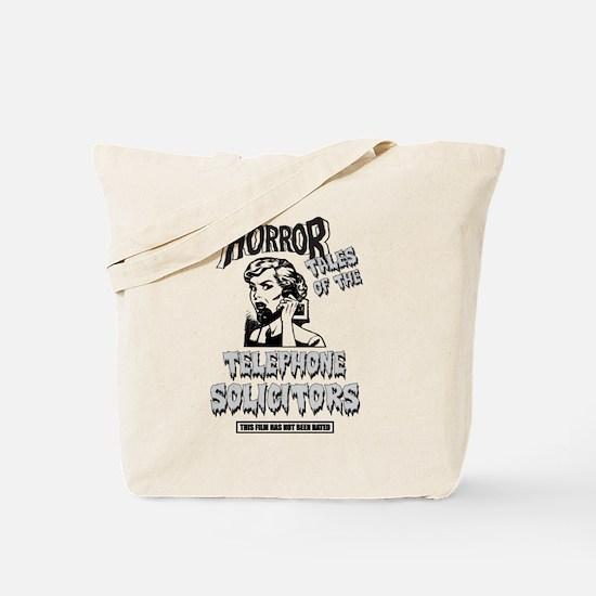 Unique Vintage horror movie Tote Bag