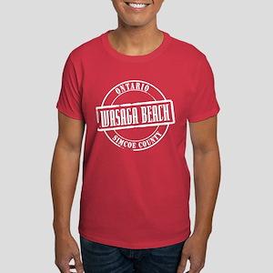 Wasaga Beach Title Dark T-Shirt