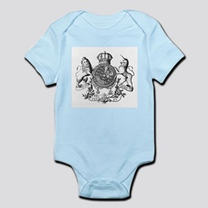 Heraldry Infant Bodysuit