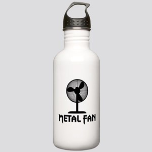 Metal Fan Stainless Water Bottle 1.0L